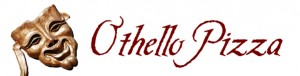 Othello Pizza Logo (Fictional Content Strategy Example)